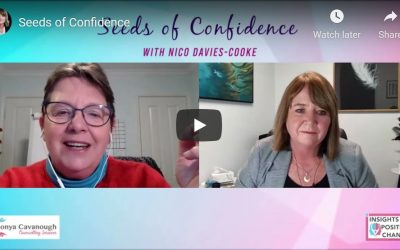 How to grow seeds of confidence